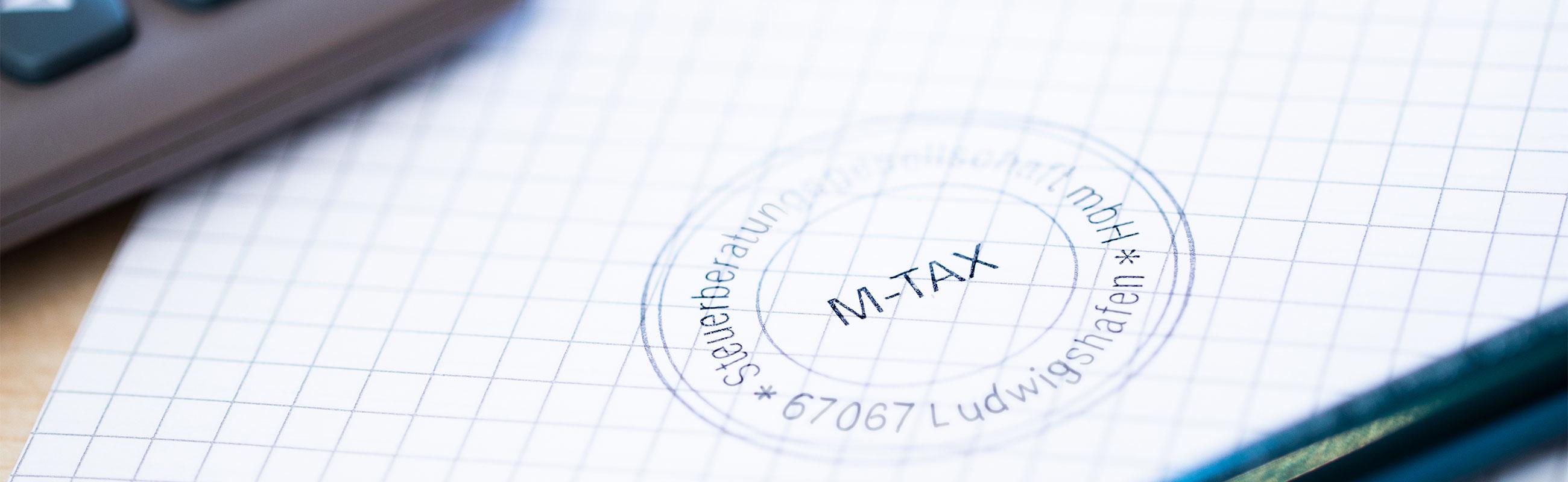 M Tax Steuerberatungsgesellschaft Mbh Ludwigshafen Gmbh Portal